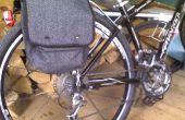 Paniers de toile militaire Surplus carte sacs de vélo