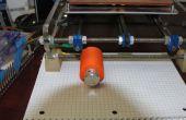 Imprimante 3D chauffée à la température contrôleur de lit