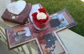 Invitations de mariage boîte Explosion bricolage/annonces.