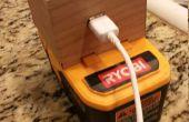 Batterie d'outil sans fil chargeur USB