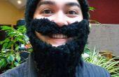 Tricoter bonnet barbe