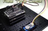 À l'aide d'une horloge temps réel avec Arduino