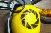 Portail pas cher 2 citron Grenade