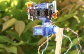 La tête binoculaire Robot un stéréoscope caméra