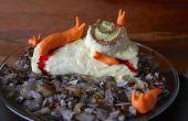 Gâteau de retombées nucléaires