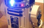 LEGO R2D2 a conduit et son Mod