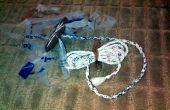 Utiles & Durable 7 Strand Rope (corde) de sacs à provisions en plastique