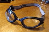 Récupération de lunettes cassées