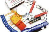 Pour construire votre propre trousse de secours (base) personnalisé