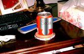 Montagnes russes de la LED s'allume boisson