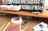 Créer un espace de créateur pour enfants