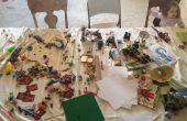 Étagère & verrouillage Table Lego