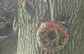 Couronne de graine d'oiseau