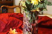 Vase d'argile polymère