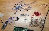 Bluetooth sous contrôle led 4x4 matrice, à l'aide d'un automate de CE1 SPLat