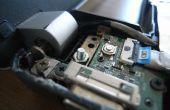 Ordinateur portable écran charnière Difficulté (Thinkpad E135)