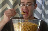 Comment manger maïs Deer