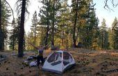 Camp gratuitement dans les forêts nationales