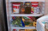 Rallonge de plateau réfrigérateur
