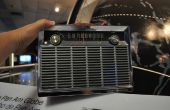 Comment faire revivre une radio de transistor lunchbox AM de GE P780B antique de 1959