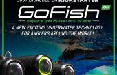 Comment créer une campagne réussie KICKSTARTER - étude de cas : GOFISH CAM: la caméra d'Action-aventure extrême pour la pêche