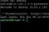 Comment SSH à votre serveur d'accueil