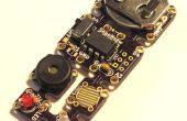 SnapNsew : Un Soft-Circuit / embarqué électronique projet