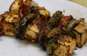 Style de restaurant Smoked Paneer Tikka (sans tandoor/BBQ)