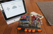 Tankbot - Internet contrôlé Tank Robot