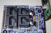 Magic Stop Telcom / Audio / relais contrôle Managment série