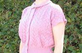 Vintage Knitting Pattern conseils et astuces