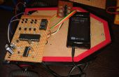 GSM base polyvalent robotique véhicule à l'aide de microcontrôleur PIC