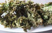 Épicé Chipotle Kale puces