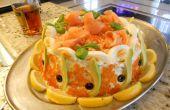 Gâteau de poisson