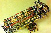 Comment faire une bande de caoutchouc k ' NEX Gatling Gun avec Modes sélectionnables en voiture