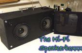 Le Speakerboxxx - Hi-Fi Boombox de BT à partir de zéro !