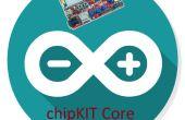 Comment faire pour installer chipKIT Core