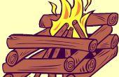 Comment faire pour démarrer un feu avec un silex de magnésium