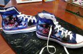 Chaussures bricolage Marvel