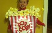 Costume de popcorn