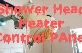 Faire un contrôleur pour un chauffe-eau de douche.