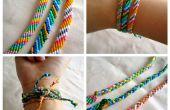Comment faire un bracelet de l'amitié