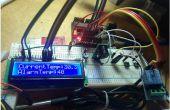 Sonde chauffage système de contrôle avec Arduino Mega2560
