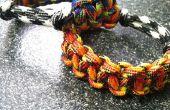 Bracelet en paracorde sans boucle (tutoriel)