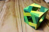 Comment faire un origami coffret modulaire
