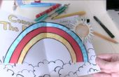 Kylo Ren / mat - après la pluie vient la carte Rainbow