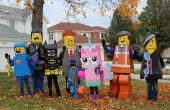 Le Lego Lego Movie Costumes