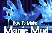 Comment faire de la boue magique - de la pomme de terre !