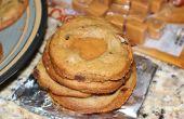 Cookies au caramel tortue