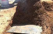 Comment construire un poêle de boue